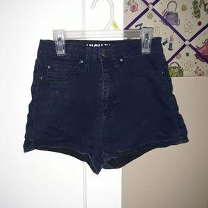 Highrise shorts